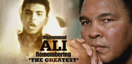 Muhammad Ali: Remembering 'The Greatest'
