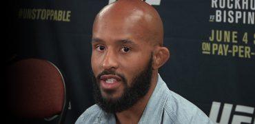 UFC Champ Demetrious Johnson Explains Bromance With Frank Mir; Talks Reis Fight + TUF 24