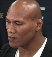 Jacare Souza Explains Knee Injury, Celebrates Hendo's Win At UFC 199