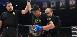 Bellator MMA Has A New Bantamweight Champion (photos)