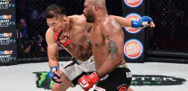 Bellator 157: Rampage Defeats Ishii and Michael Chandler Claims Vacant Lightweight Championship Belt (photos)