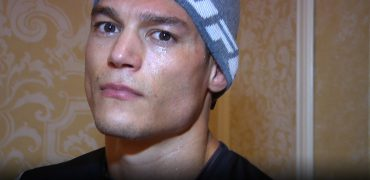 Alan Jouban Cuts Weight Before UFC Vegas; Talks Flipping The Switch + Focusing His Aggression