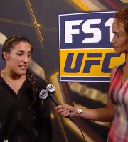 "TUF 23's Ultimate Fighter Champion Tatiana Suarez Explains To Karyn Bryant, ""She Was Going To Have To Kill Me In There"""