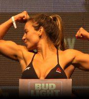 UFC 200: Bantamweight Champ Miesha Tate vs Amanda Nunes Weigh-in + Face-Off (HD)