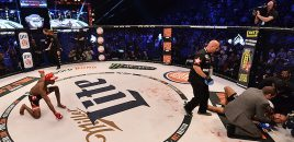 Bellator 158: London – Lima Defeats Daley, Mitrione KOs Thompson, Page Fractures Santos' Skull (photos)