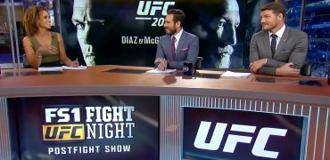 FS1's UFC 202: Nate Diaz vs Conor McGregor 2 Preview