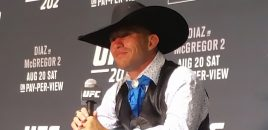 UFC 202: Cowboy Cerrone Had A Pretty Crappy Day Before Story Win; Wants 50 Fights In UFC