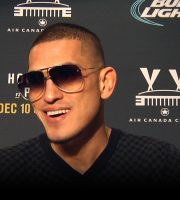 UFC 206: Pettis Is Hungrier Than He's Ever Been; Talks 145 vs 155 Future + Fighting Holloway + Aldo