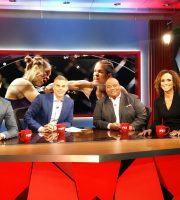 """Karyn Bryant and Kenny Florian Answer The Question, """"Is Ronda Rousey A Role Model?"""" On FS1's """"Speak For Yourself"""""""