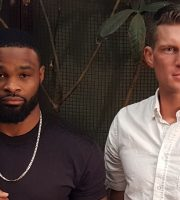 UFC Welterweight Champ Tyron Woodley + Stephen Thompson On Their UFC 209 Rematch (FULL)