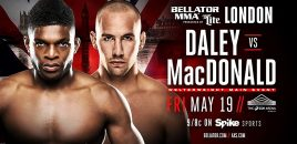 Rory MacDonald To Make Bellator Debut Against Paul Daley In London On May 19th