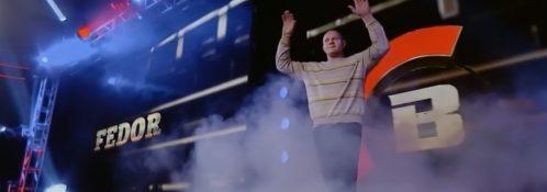 "The Legend of Fedor Emelianenko's ""Glorious Sweater of Absolute Victory"""